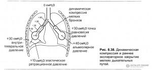 АутоПДКВ (AutoPEEP). Динамическое перераздувание легких