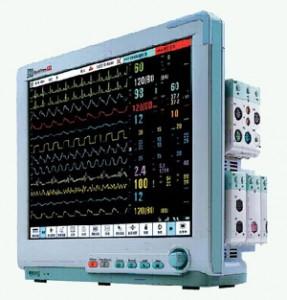 Графический и цифровой дыхательный мониторинг