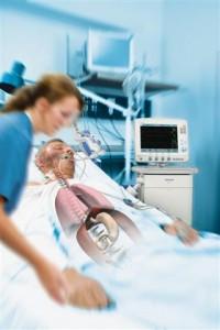 Искусственная вентиляция легких (ИВЛ)