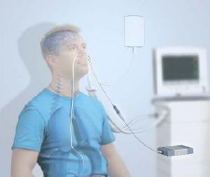 Параметры самостоятельной дыхательной активности пациента